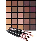 Matte and Shimmer Eyeshadow Palette, Vodisa...