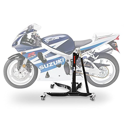ConStands Power Classic-Zentralständer Suzuki GSX-R 750 00-03 Motorrad Aufbockständer Heber Montageständer