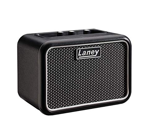 Laney Mini Series - Battery Powered Guitar Amplifier with Smartphone Interface - 3W - Supergroup Edition