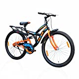 Leader Xtreme MTB 26T IBC Mountain Bicycle/Bike Without Gear Single Speed with Rear Suspension for...