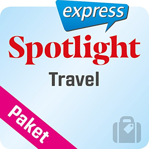 Spotlight express im Paket - Reisen: Wortschatz-Training Englisch - Travel Titelbild