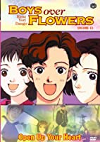 Boys Over Flowers 11: Open Your Heart [DVD] [Import]