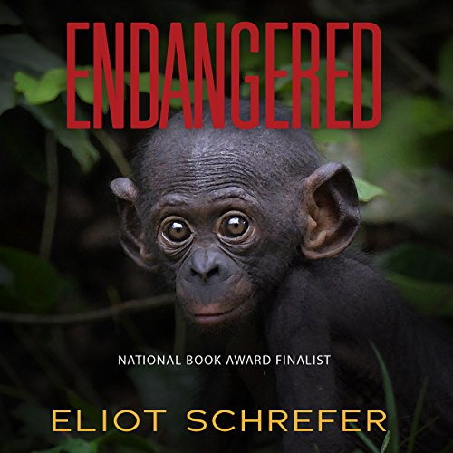 Endangered audiobook cover art