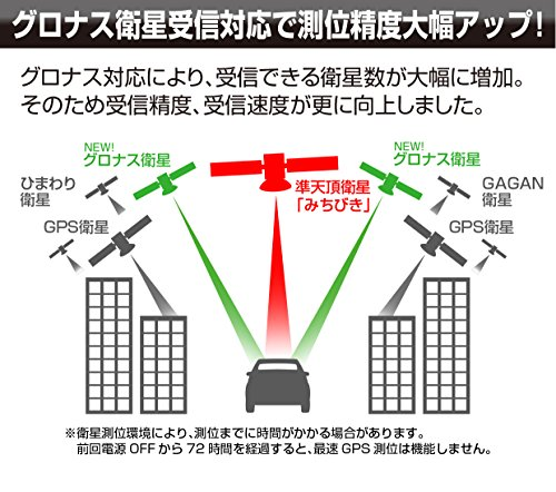 『コムテック レーダー探知機2.2インチ液晶搭載 コンパクトボディ 超高感度GPS ZERO 200V』の4枚目の画像