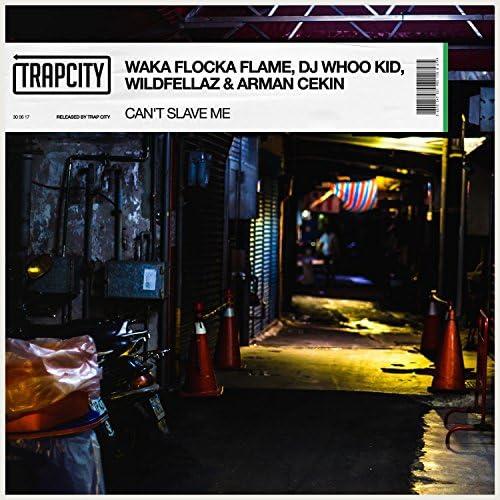Waka Flocka Flame, DJ Whoo Kid, Wildfellaz & Arman Cekin