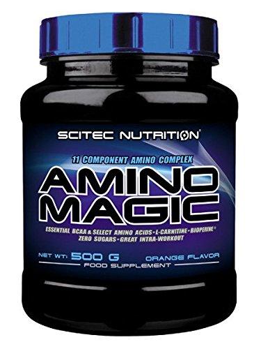 Scitec Nutrition Amino Magic Powder - 500g, Orange