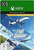 Microsoft Flight Simulator Premium Deluxe Edition | Digitaler Code für PC und ab 27.07.2021 auch für Xbox Series X|S