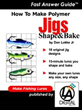 How To Make Fishing Lures - Polymer Jigs with 18 Plans