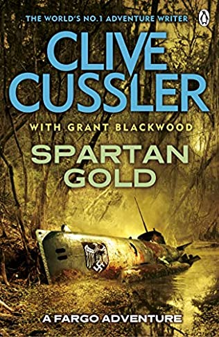 book cover of Spartan Gold