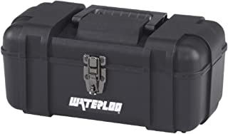 Waterloo Portable Series Tool Box made with Lightweight Industrial-Strength Plastic, 14