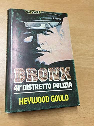 Bronx 41¡ distretto di polizia.