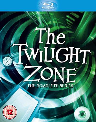 The Twilight Zone: The Complete Series [Blu-ray] [Reino Unido]