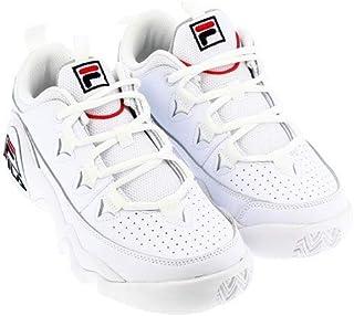 Sport De Fila Chaussures Homme Baskets Blancnoirjaune Lacets Silva srdxhtQC