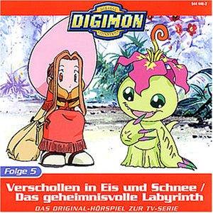 Digimon - Folge 5: Verschollen in Eis und Schnee