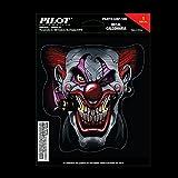 Pilot Automotive GRP-109 6' x 8' Decal Scary Clown