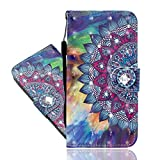 IMEIKONST 3D Diamond Case for Samsung M30S PU Leather