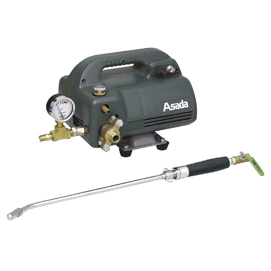 ナラーバー代表して小川アサダ EP45H ホビー40(圧力計付)高圧洗浄機(電動100V冷水タイプ)