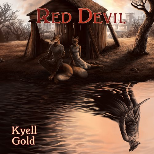 Red Devil audiobook cover art