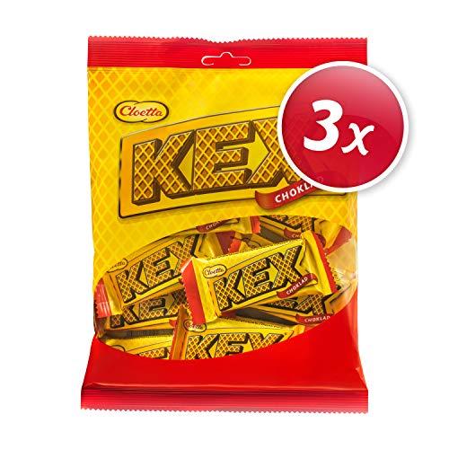 3 x KEX Choklad