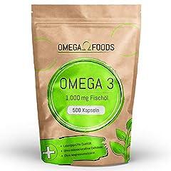 Omega 3 – 500
