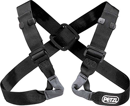 PETZL - Voltige, Color Black