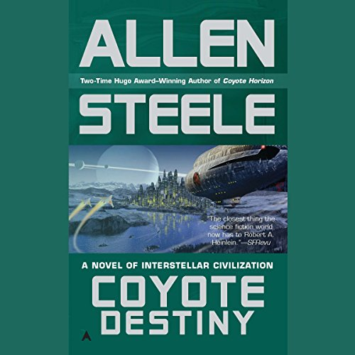 Coyote Destiny cover art