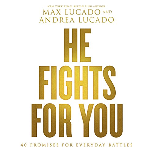 He Fights For You audiobook cover art