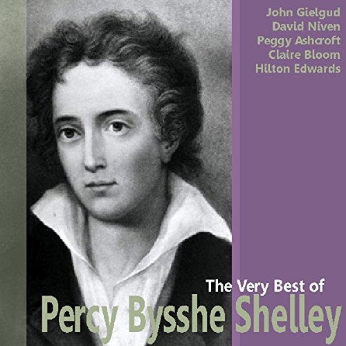 The Very Best of Percy Bysshe Shelley cover art