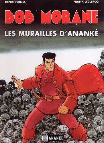 Bob Morane, tome 1 : Ananké