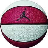 Nike 9018/6 Jordan Playground 8P Ballons Adulte Unisexe, 611 Gym Red/White/Black/Black, 7