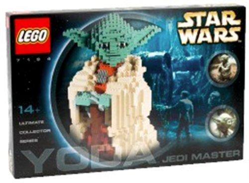 LEGO 7194 - Yoda (TM), 1075 Teile