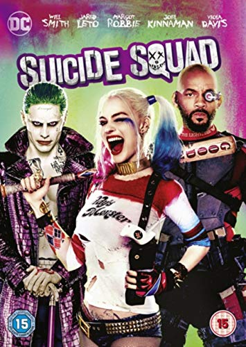 Suicide Squad [DVD] [2016] UK-Import, Sprache-Englisch