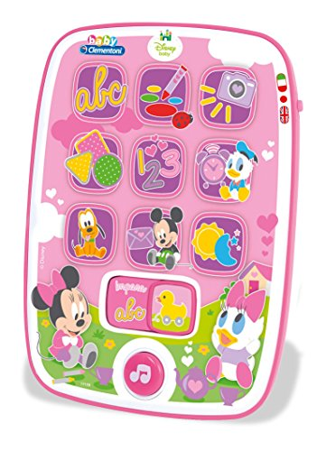 Clementoni 17139 - Il Tablet di Baby Minnie