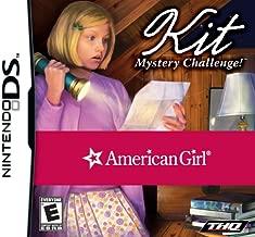 American Girl Kit Mystery Challenge - Nintendo DS