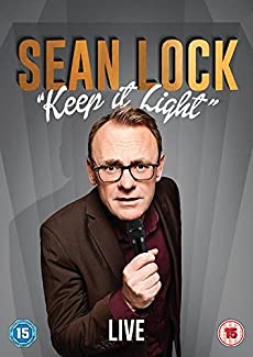 Sean Lock - Keep It Light - Live 2017