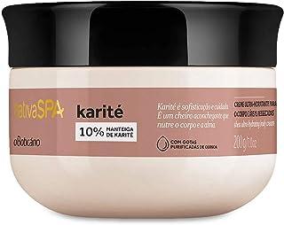 Nativa SPA Creme Desodorante Ultra Hidratante Karité 200g
