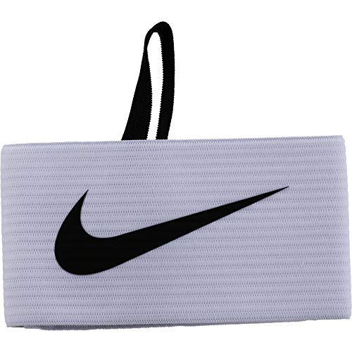 Nike Erwachsene Futbol ARM Band 2.0 Kapitänsbinde, White/Black, One Size