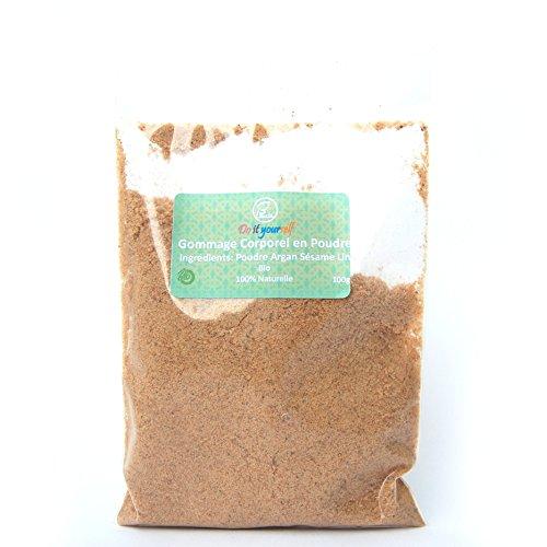 Balla–Puder Peeling auf Basis D Argan Bio und natürliche 100g