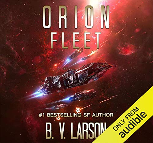 Page de couverture de Orion Fleet