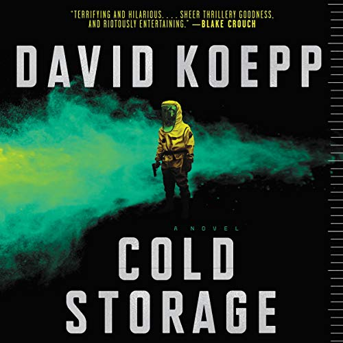 Cold Storage Audiobook By David Koepp cover art