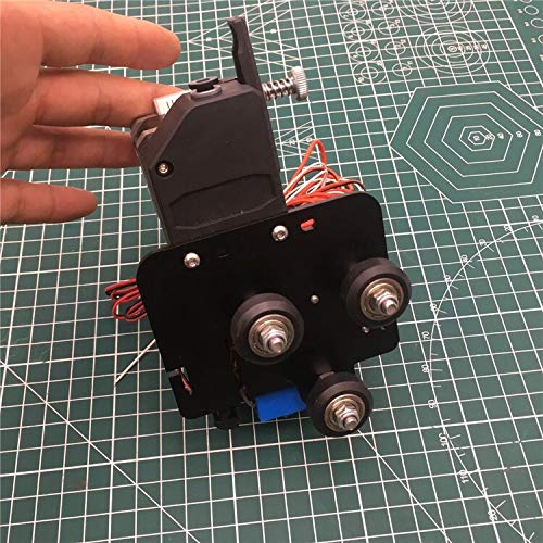 WNJ-TOOL Creality Ender 5 3D-printers, alle metalen, Direct Drive upgrade kit BMG extruder 1,75 mm Ender 5 Direct Extruder