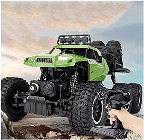 Recargable 4X4 Strong Horsepower RC Car Profesional 2.4GHz Control Remoto Vehículo Todoterreno...