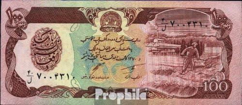 Prophila Billetes para coleccionistas: Afganistán Pick-No.: 58a UNC 1979 100 Afghanis: Amazon.es: Juguetes y juegos