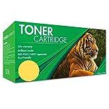 EL TIGRE Cartucho de Toner Genérico CE322A Color Amarillo, Compatible para Impresoras: HP Color Laserjet CP1215 / CP1217 / CP1510 / CP1514 / CP1515n