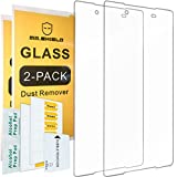 [2-PACK]-Mr.Shield Designed For Sony Xperia Z5 [Tempered Glass] Screen Protector with Lifetime Replacement