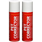 Pet Corrector Spray for Dogs, Dog Training Spray to Stop Barking and Unwanted Behaviors, Pet Deterrent and Training Spray, 200 ml, 2 pack