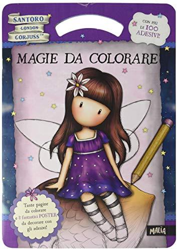 Magie da colorare. Gorjuss. Con adesivi. Ediz. a colori