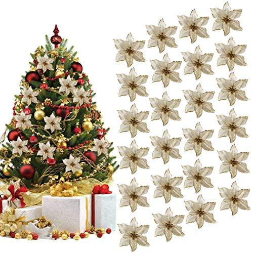 Weihnachtsbaumschmuck, Funpa 24pcs 5,91