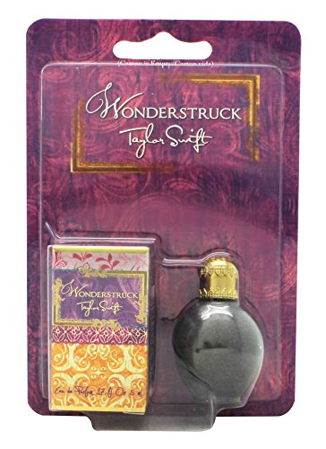Taylor Swift Wonderstruck Mini Eau de Parfum Spray, 0.17 Fluid Ounce, Pack of 1
