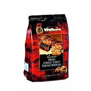 ウォーカー フローパック チョコチップショートブレッド 99g